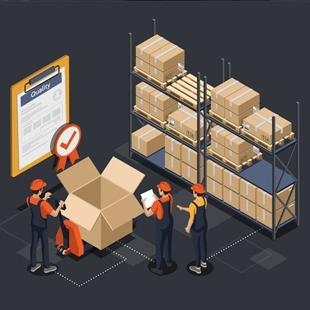 成品品管(FQC)與出貨品質(OQC)..